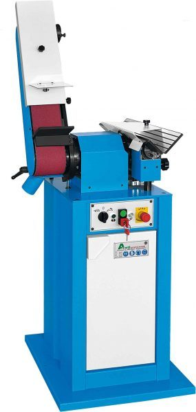 Bandschleif- und Kantenfräsmaschine ART 02