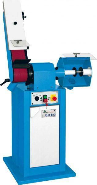 Aceti Bandschleif- und Poliermaschine ART. 05
