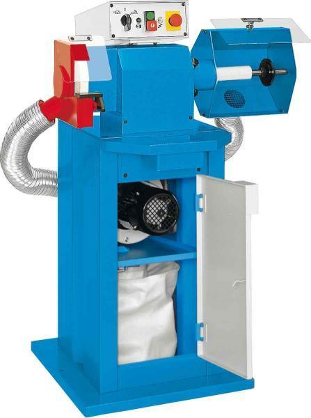 Scheibenschleif- und Poliermaschine ART 108