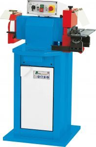 Scheiben- und Stähleschleifmaschine