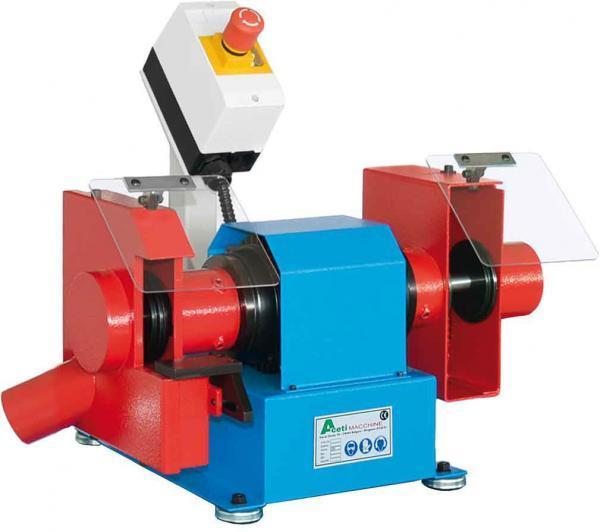 Scheibenschleif- und Poliermaschine ART 134