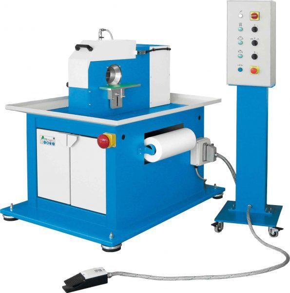 Rohrschleifmaschine mit KSS ART 160