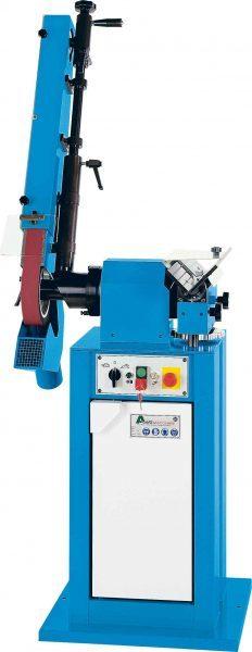 Kontaktbandschleif- und Kantenfräsmaschine ART 23