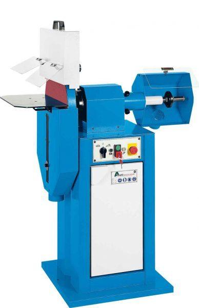 Tellerschleif- und Poliermaschine ART 26