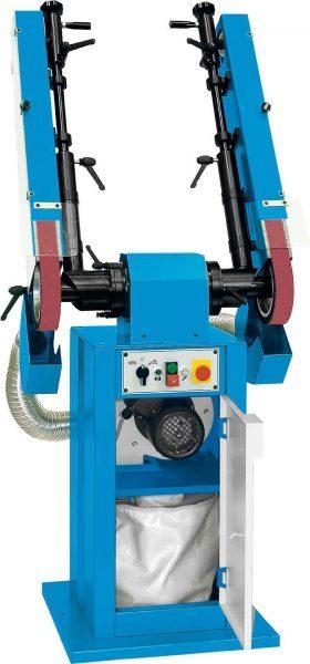 Doppel-Kontaktbandschleifmaschine ART 29