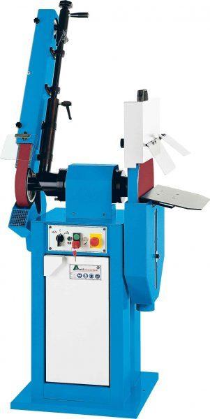 Aceti Teleskopband- und Tellerschleifmaschine ART. 30