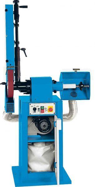 Kontaktbandschleif- und Poliermaschine ART 32