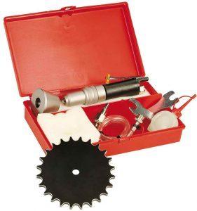 pneumatische Anfasmaschine