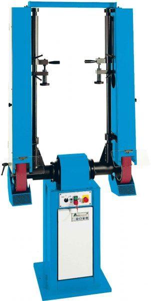 Doppel-Kontaktbandschleifmaschine ART 57