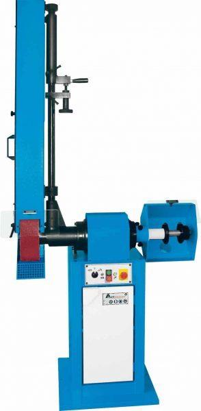 Kontaktbandschleif- und Poliermaschine ART 72