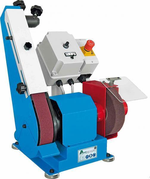 Bandschleif- und Poliermaschine ART 82
