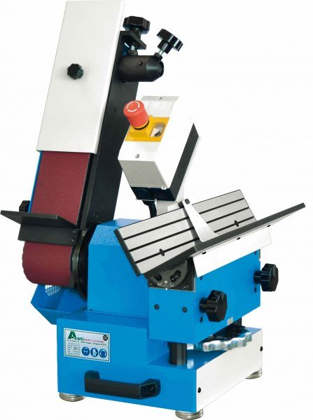 Bandschleif- und Kantenfräsmaschine ART 83