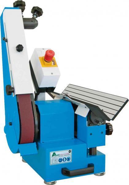 Bandschleif- und Kantenfräsmaschine ART 88
