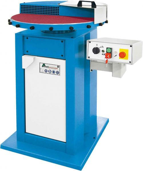 Aceti horizontale Tellerschleifmaschine ART. 98