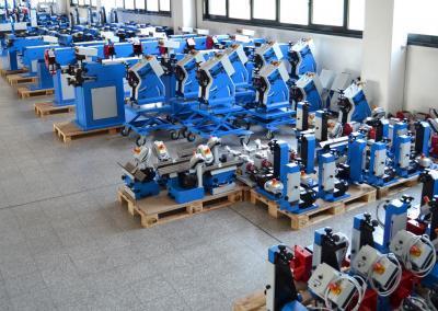 Wölffle Werkzeugmaschinen Aceti Lager